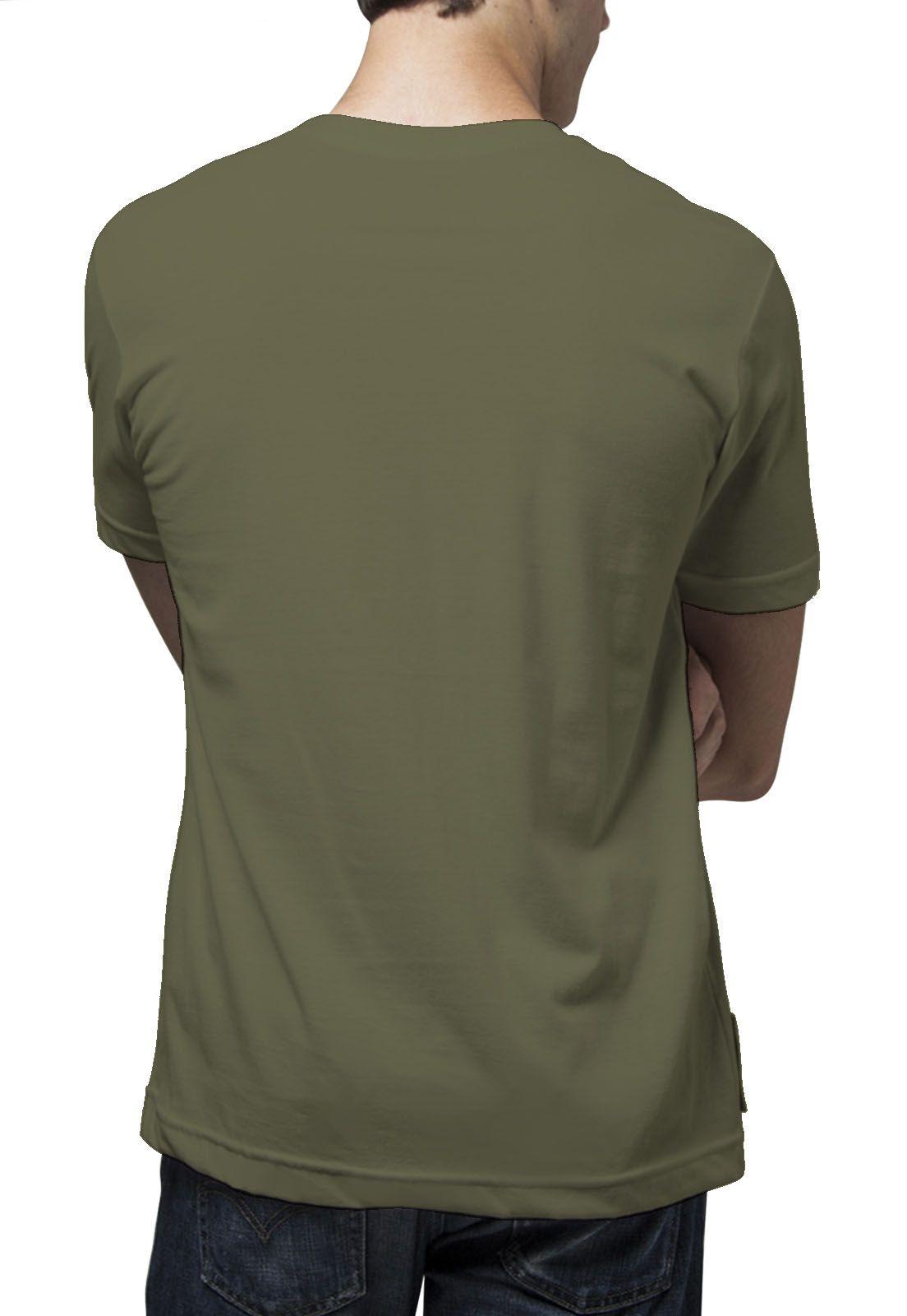Camiseta Amazônia Eletrocardio - Verde