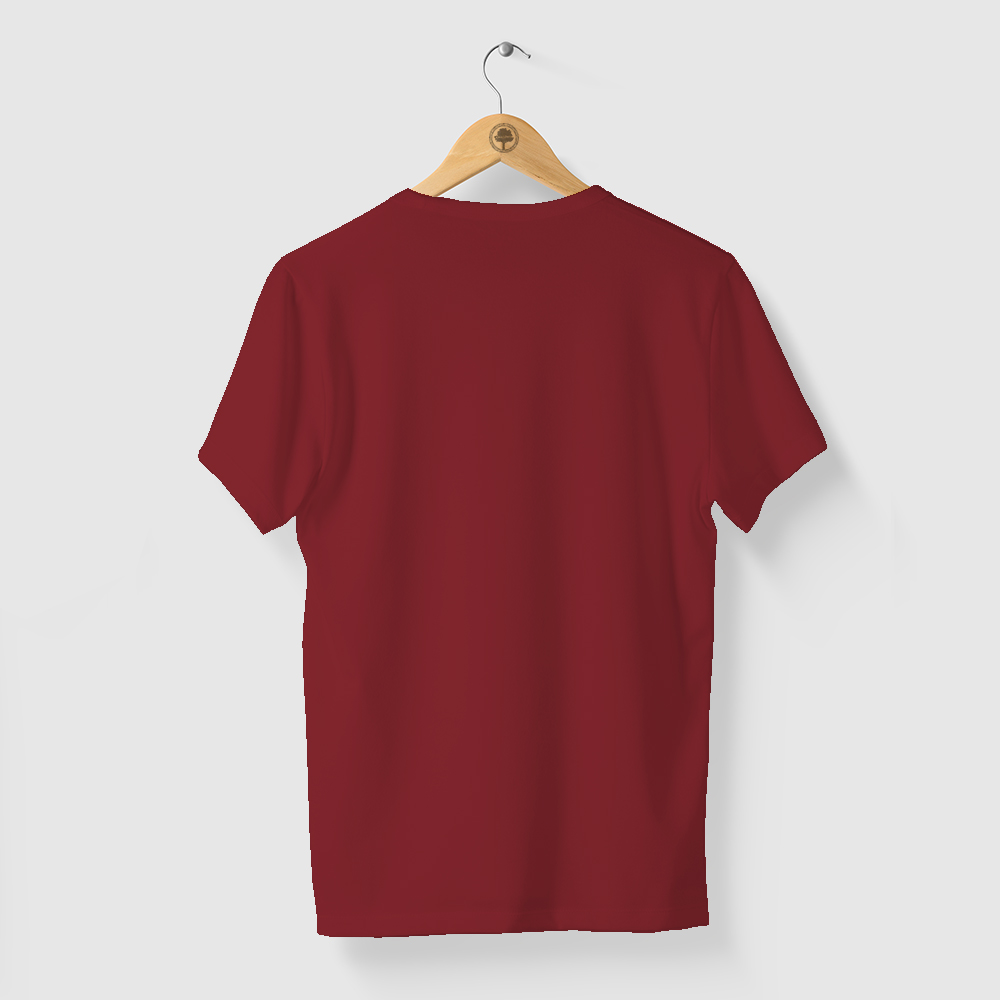 Camiseta Amazônia FLECHA GRÁFICA - VERMELHO