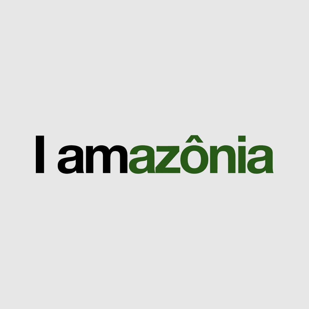 Camiseta Amazônia I Am Amazônia - Preto
