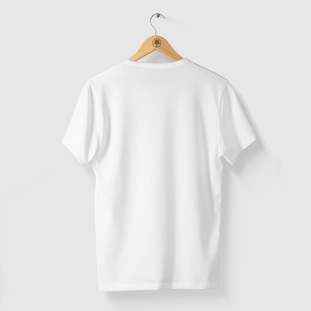 Camiseta Amazônia Kombi - Branco