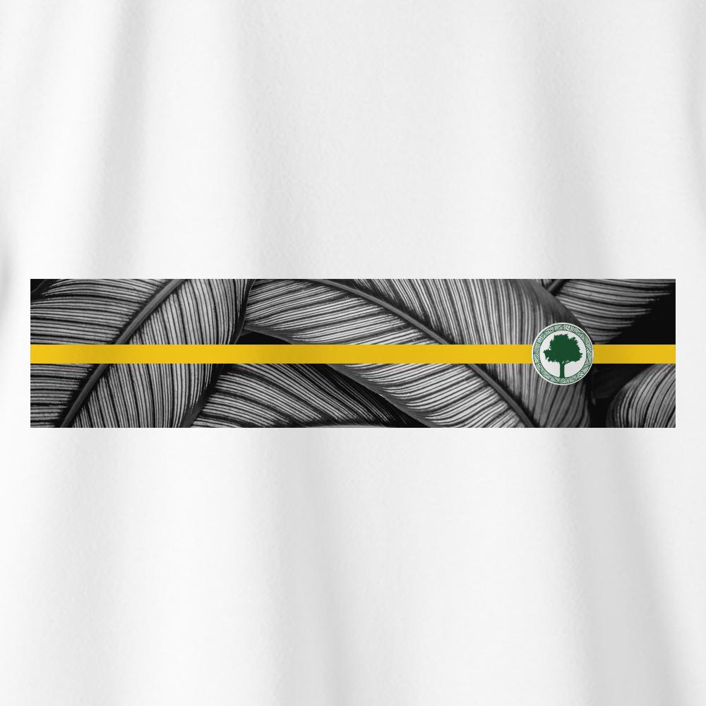 Camiseta Amazônia LINHAS FLORESTA - BRANCO