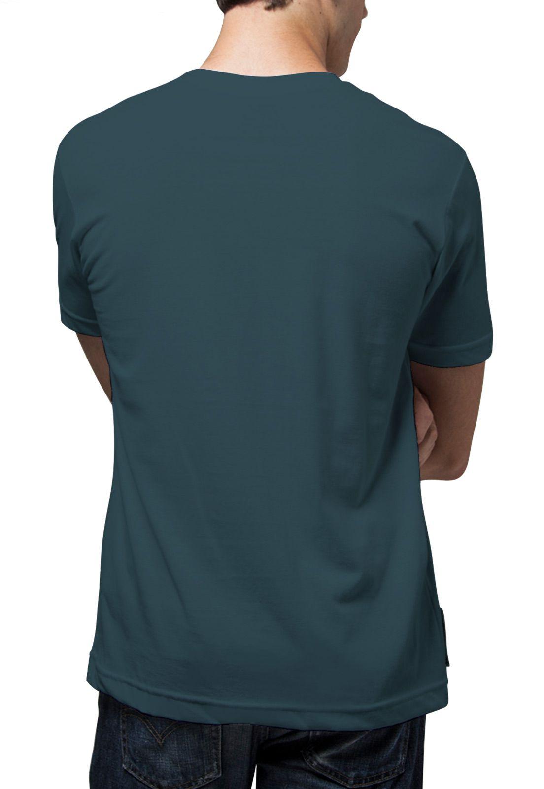 Camiseta Amazônia Lobo - Cinza Escuro
