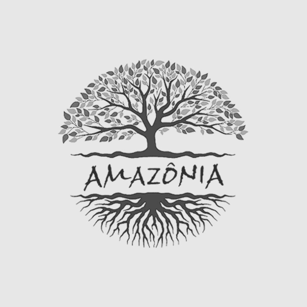 Camiseta Amazônia Nossa Amazônia - Mescla Amarelo