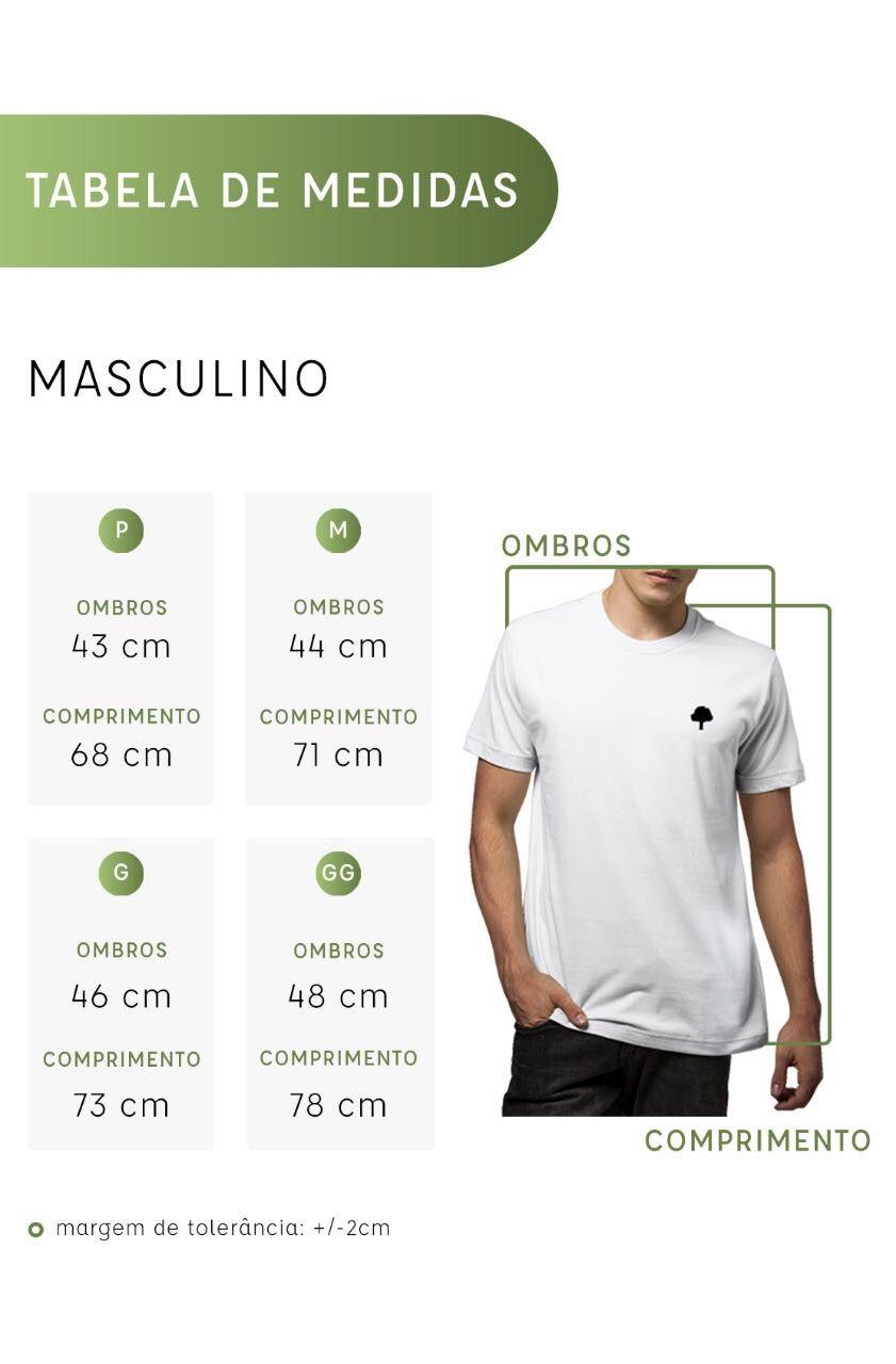Camiseta Amazônia Palheta - Lilás