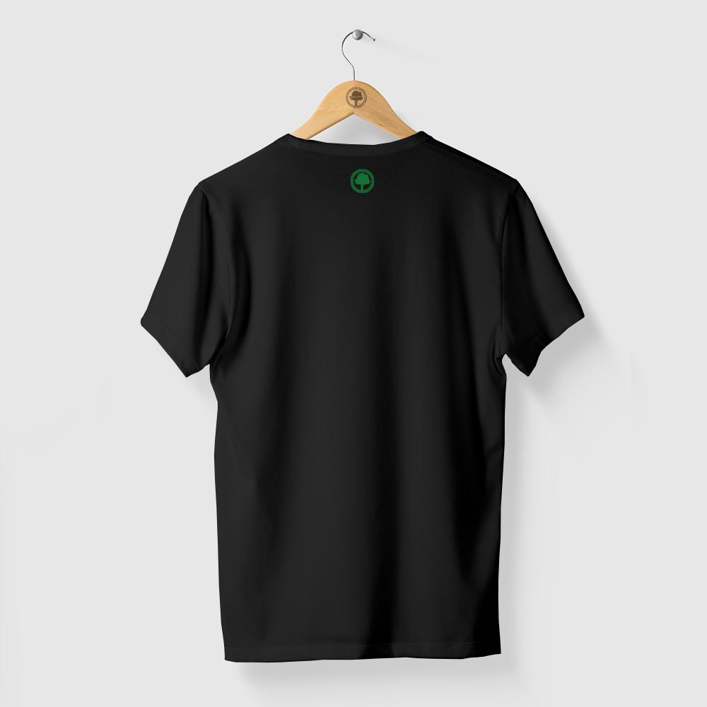 Camiseta Amazônia PICO DA NEBLINA - PRETO