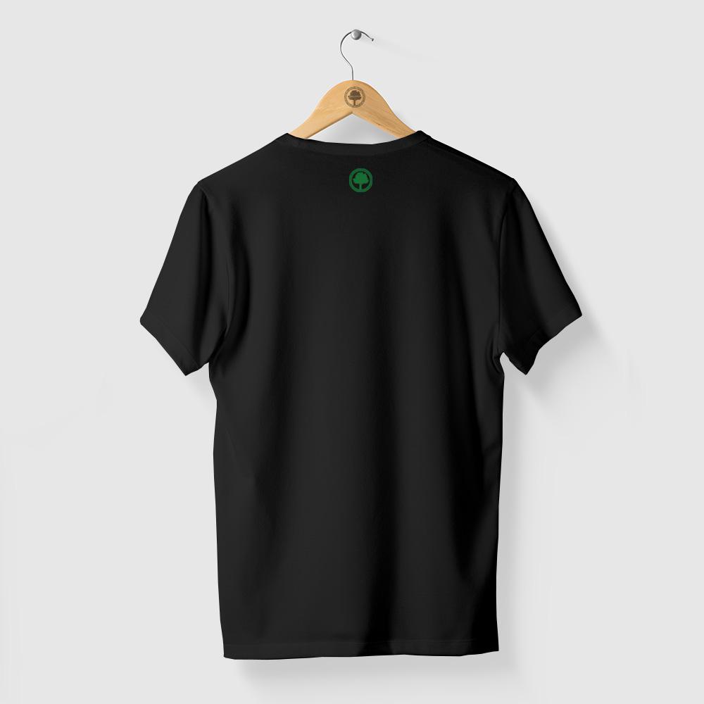 Camiseta Amazônia SEMEARTE - PRETO