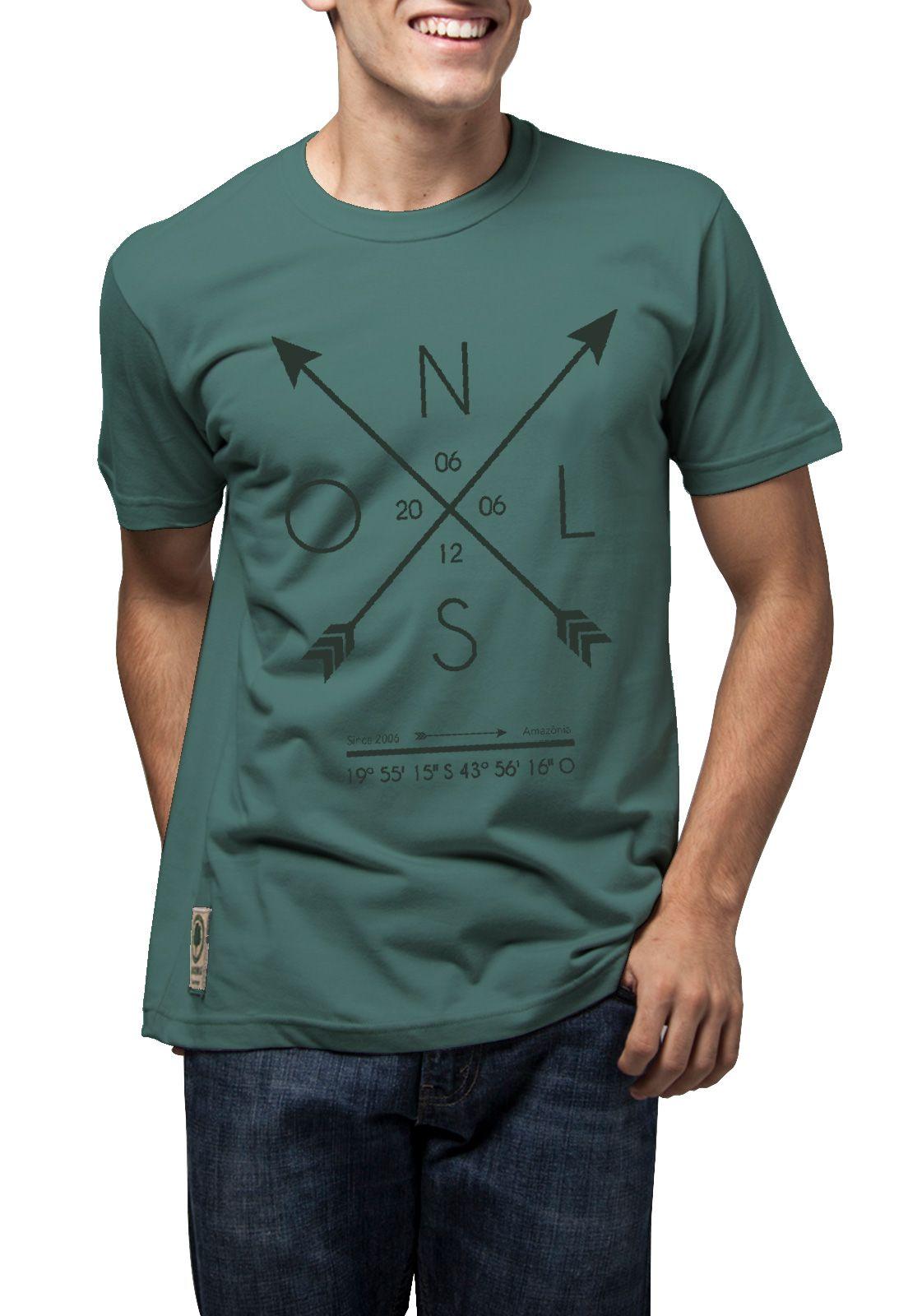 Camiseta Amazônia Since 2006 - Cinza