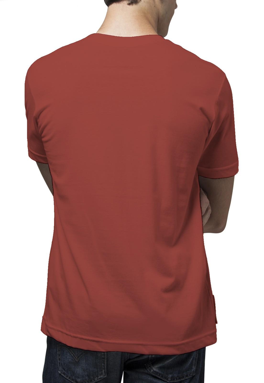 Camiseta Amazônia Since 2006 - Vermelho