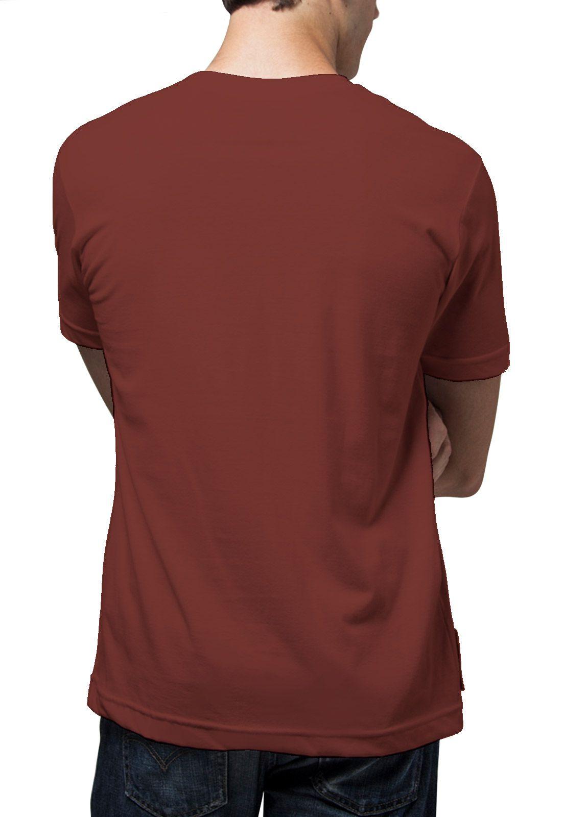 Camiseta Amazônia Since 2006 - Vinho