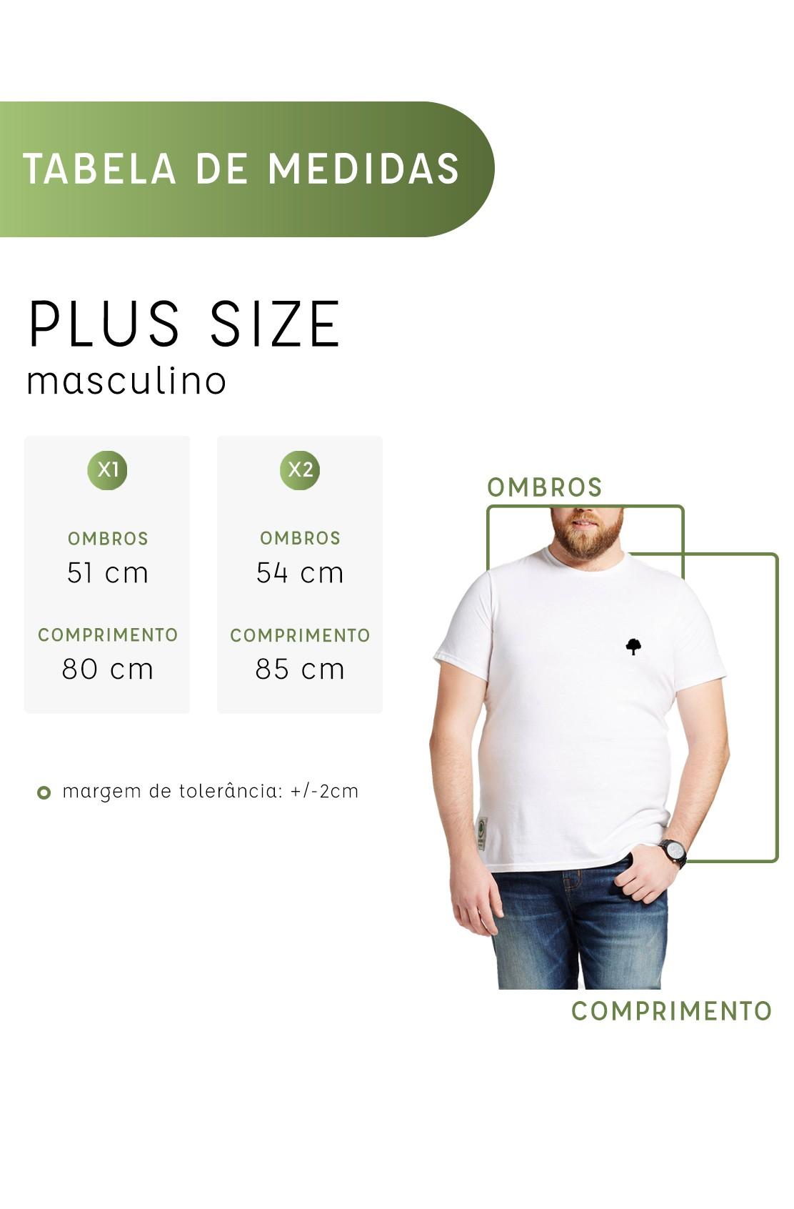 Camiseta Amazônia Suculentas - Preto