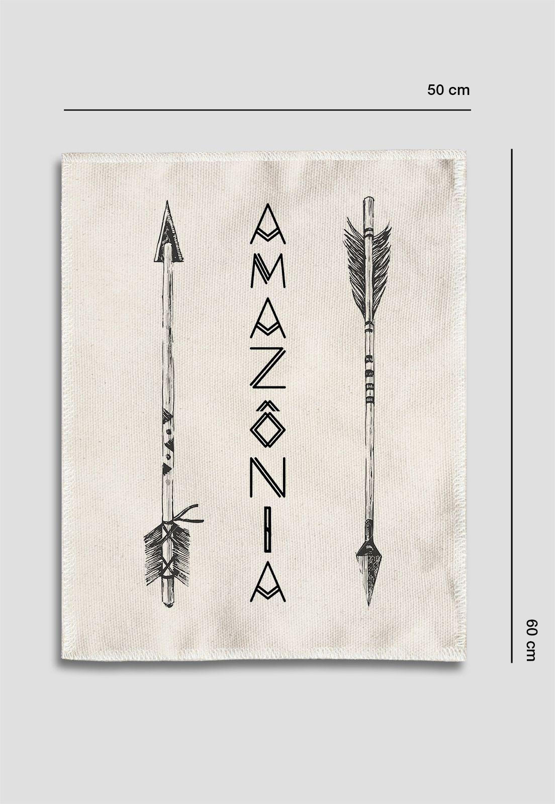 Tela Amazônia - Flechas