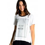 T-SHIRT LUREX