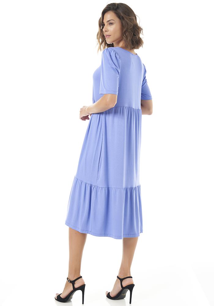 Vestido Mídi Três Marias