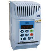 INVERSOR DE FREQUENCIA CFW080160T3848PSZ -10cv/ 380V 16A