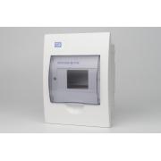 Quadro Distribuicao Para 6 Disjuntores WEG - Embutir  (QDW02-6-FE) (entrega em 5 dias)