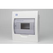 Quadro Distribuicao Para 8 Disjuntores WEG - Embutir  (QDW02-8-FE) (entrega em 5 dias)