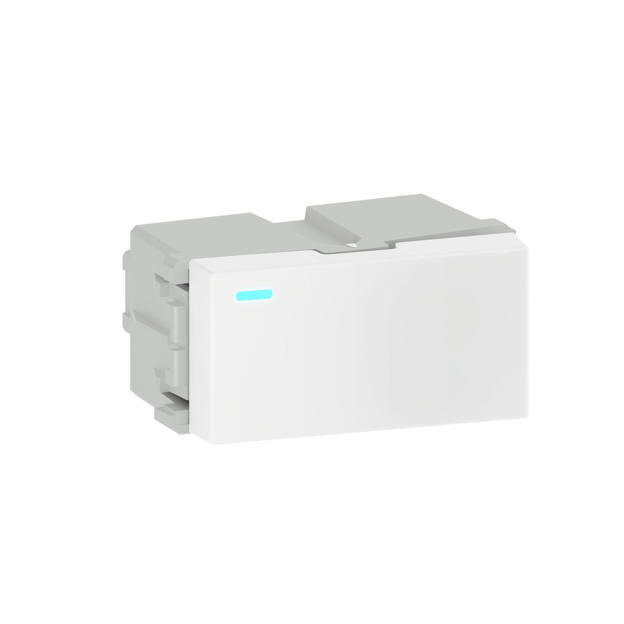 INTERRUPTOR SIMPLES/PARALELO C/LED 10A/250V REFINATTO