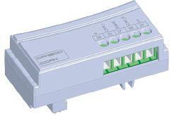 Módulo de comunicação CANopen ou DeviceNet CFW300-Ccan (entrega em 5 dias)