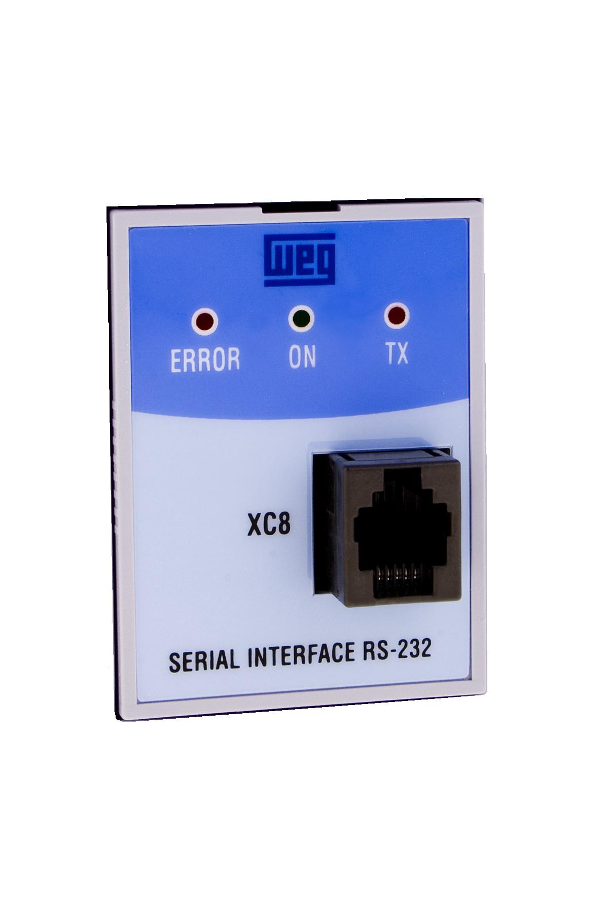 Módulo De Interface Serial P/ Hmi Remota - Mis-Cfw08-Rs