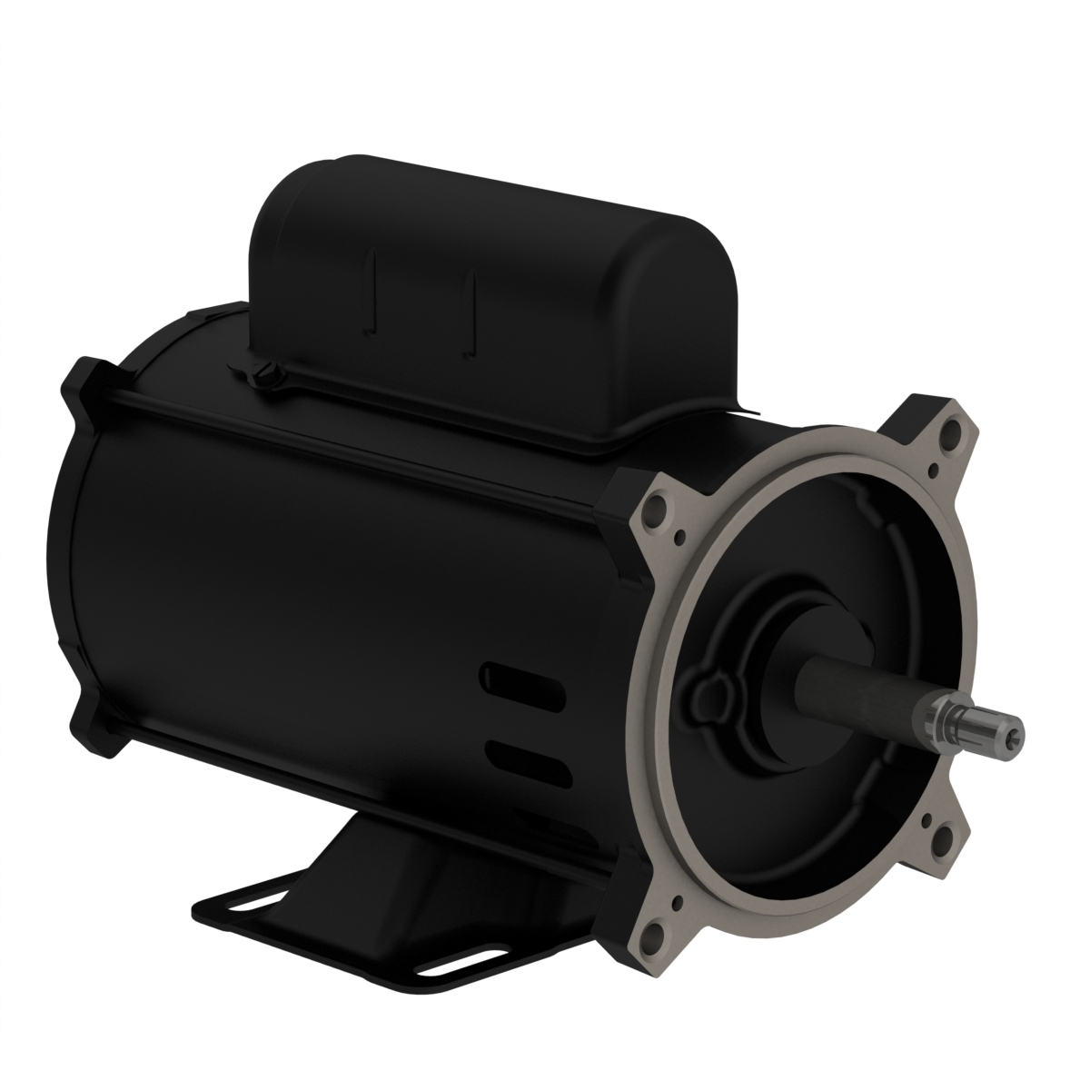 Motor Elétrico Monofásico Piscina 0,75cv (02P W48J  110-127/220-254V  60Hz - IP21 - JET PUMP)