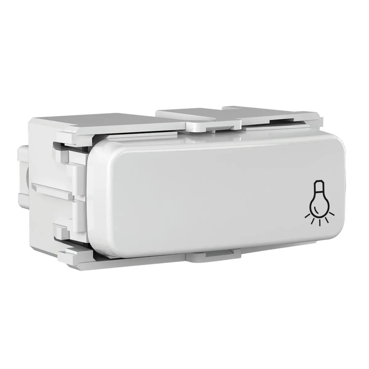 Pulsador Minuteria 10A/250V Composé