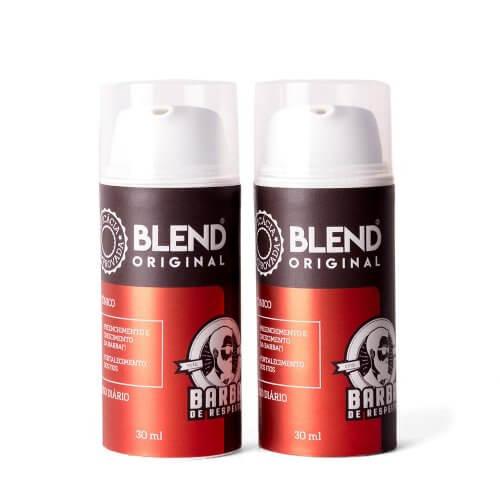Blend Barba de Respeito Original 2 Meses Para Crescer a Barba - 30ML