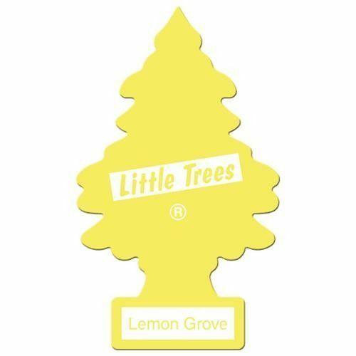 Little Trees Lemon Grove (Bosque De Limoeiros)