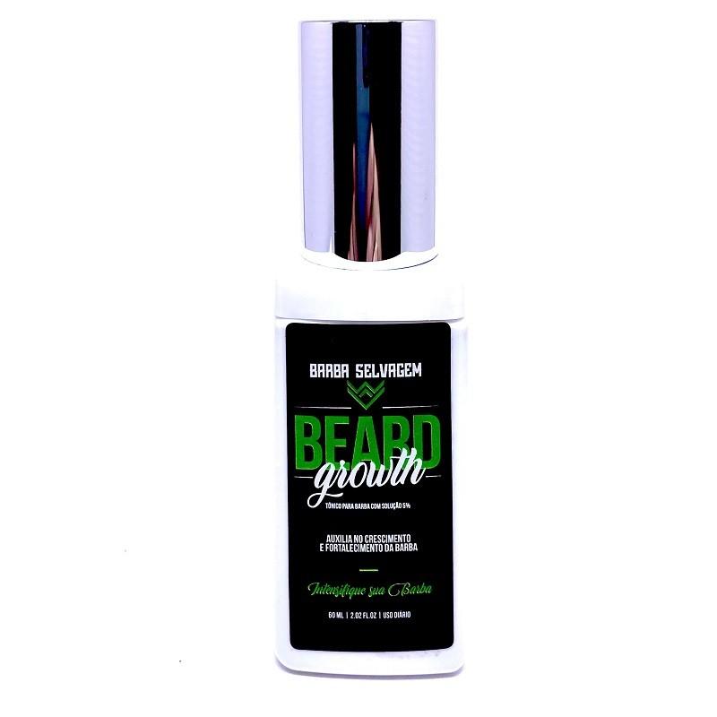 Minoxidil Beard Growth Barba Selvagem 60ml