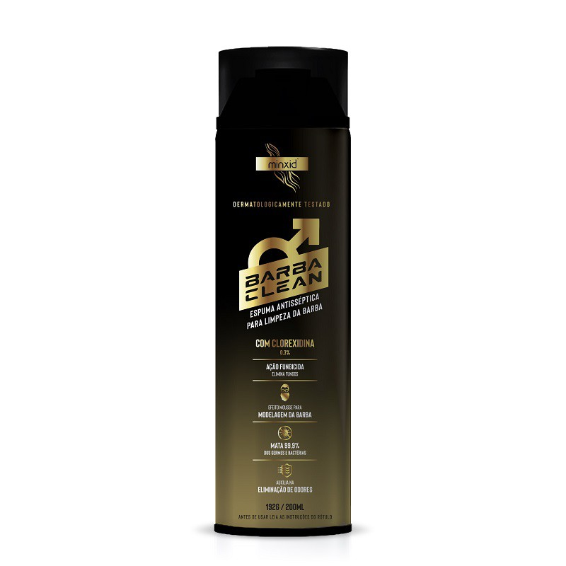 MINXID BARBA CLEAN 200ml