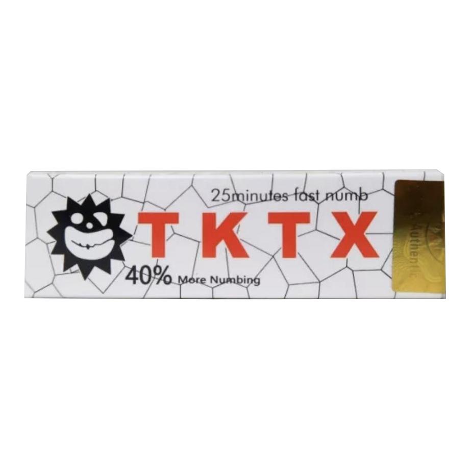 Pomada Anestésica TKTX Branca - 40%