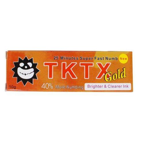 Pomada Anestésica TKTX Gold - 40%