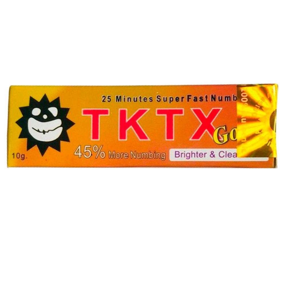 Pomada Anestésica TKTX Gold - 45%