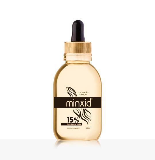 MINXID MINOXIDIL 15% (50 DIAS)