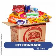 Cesta Básica Bondade- 23 Itens