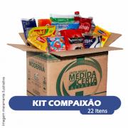 Cesta Básica Compaixão - 22 Itens