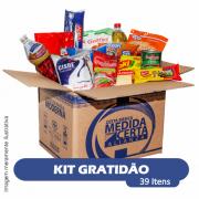Cesta Básica Gratidão - 39 Itens