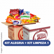Kit Alegria Plus