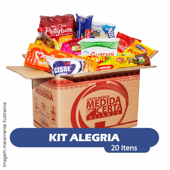 Kit Alegria Plus