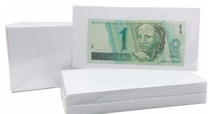 100 ENVELOPES PARA CÉDULAS