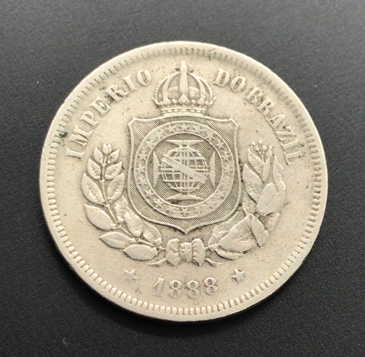 100 reis 1888