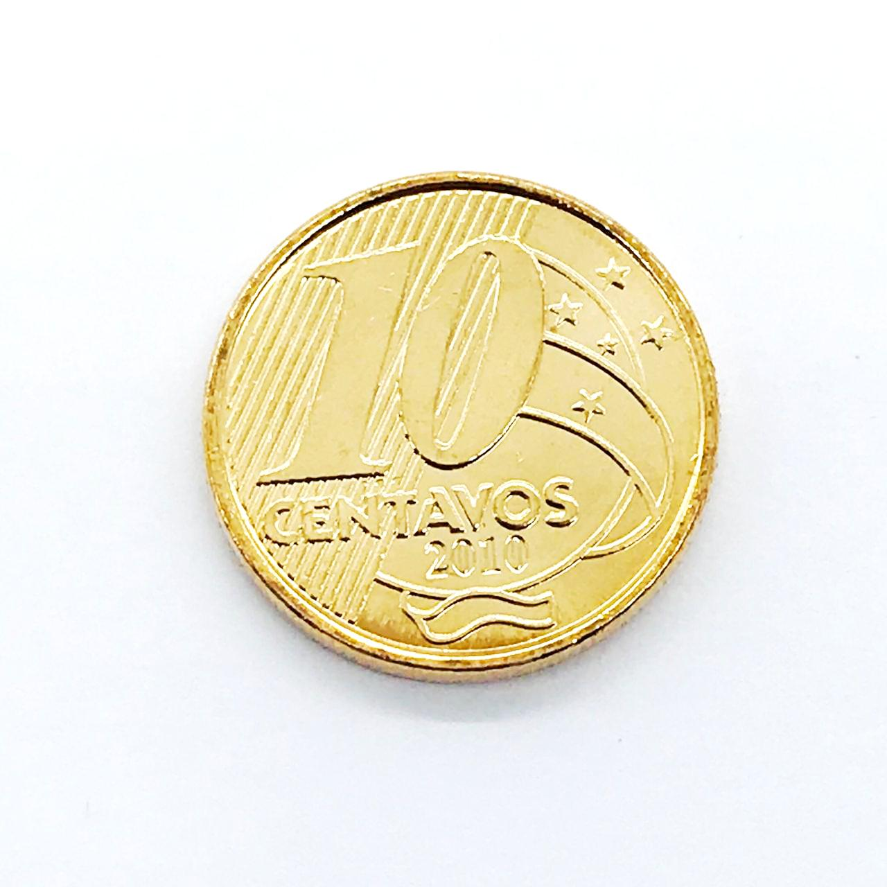 10 centavos 2010 fc