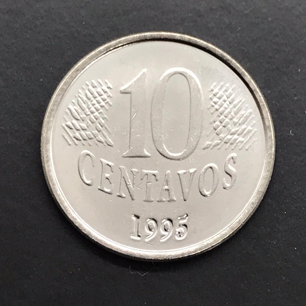 10 CENTAVOS FAO 1995 FC