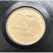 0,25 centavos 2020 Flor de Cunnho