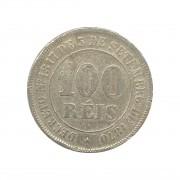 100 Réis 1885 - MBC