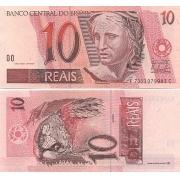 10 Reais Guido/Henrique Meirelles FE (C 300)