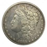 1 Dólar Morgan Dollar-1885