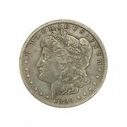 1 Dollar 1900 O SOB Morgan Dollar EUA América