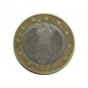 1 Euros Alemanha mbc