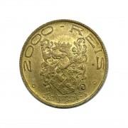 2000 Réis 1932 - SOB