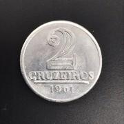 2 CRUZEIROS 1961 ALUMINIO  FC